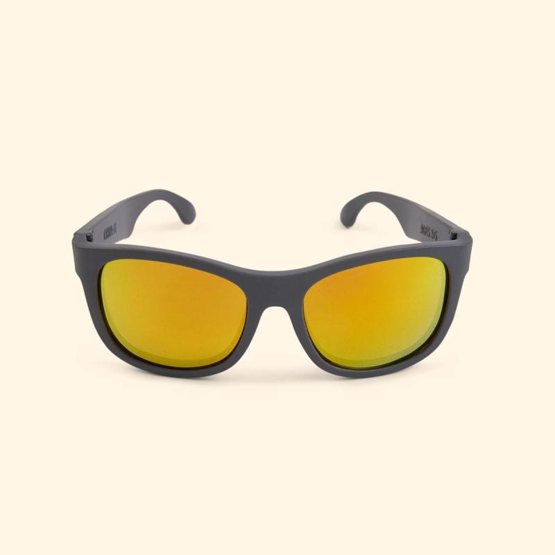 Mua Kính chống tia cực tím có tròng kính phân cực cho bé Babiators – The Islander, tráng gương cam, 3-5 tuổi
