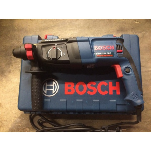 Máy Khoan Bê Tông -Bosch 2-26 _3 Chức Năng