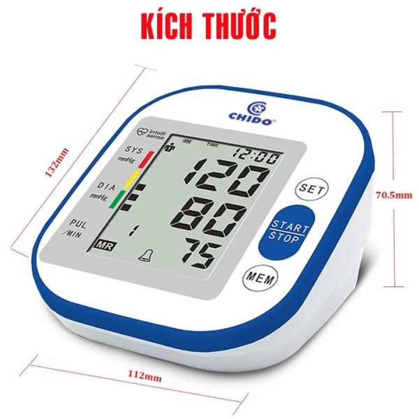 Nơi bán Máy đo huyết áp CHIDO