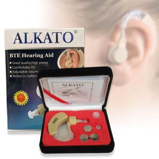 Máy trợ thính cho người già, tai nghe trợ thính không dây Alkato VT-113 cho người điếc, người già thumbnail