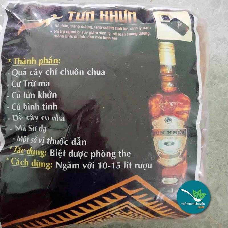 Thang Tứn Khửn 1KG - TM042 cao cấp
