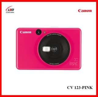 Máy ảnh Canon loại in ảnh ngay CV123 - Hàng chính hãng Lê Bảo Minh