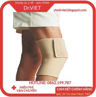 [HCM]Băng nẹp khớp gối hai bên Thermoskin chính hãng-Arthritic Knee Universal Thermoskin nhập khẩu từ Úc-Thiết kế gọn nhẹ thumbnail