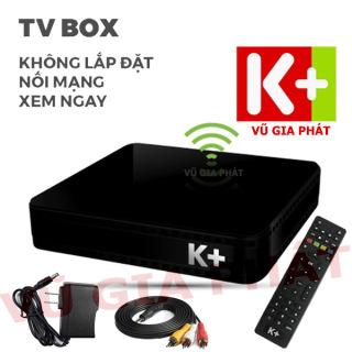 Đầu Thu Truyền Hình Vệ Tinh K+ TVBOX DIP4090 (mới nhất) - VGP thumbnail