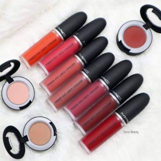 Son Kem Lì MAC Powder Kiss Liquid Full Size 5ML thumbnail