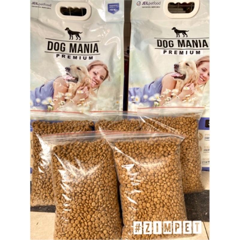 Gói chiết 1kg Hạt Dog Mania cho chó mọi lứa tuổi