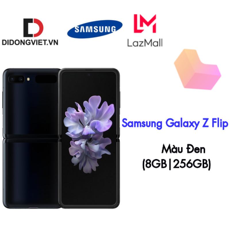 Điện Thoại Samsung Galaxy Z Flip (8GB 256GB) (CTY) Chính Hãng New, Công nghệ màn hình Chính: Dynamic AMOLED, phụ: Super AMOLED, Màn hình rộng 6.7inch, Dung lượng pin 3300 mAh.