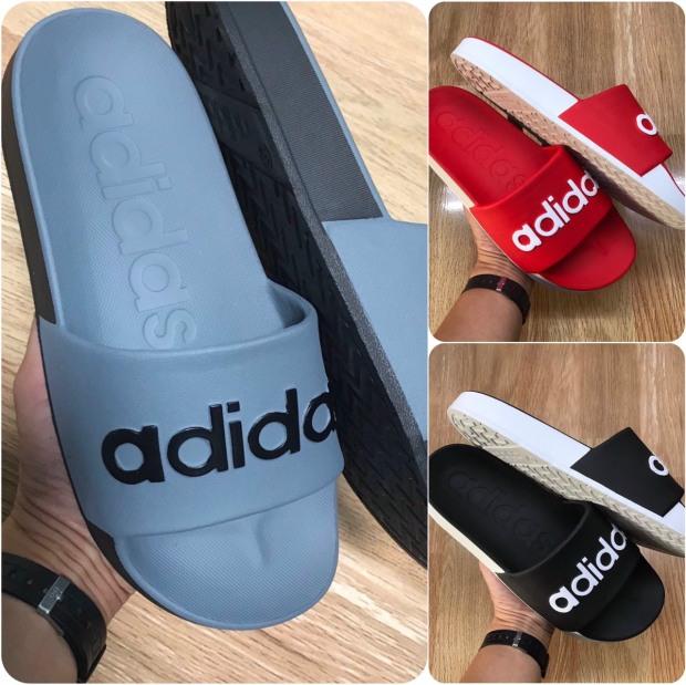 Dép Adidas Mãu Mới 2021, Dép Quai Ngang, Đúc đặc, Bảo Hành 6 tháng giá rẻ