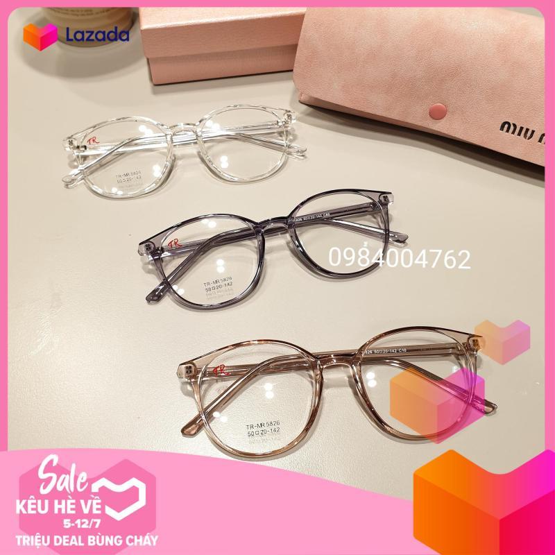 Giá bán Mắt Kính Cận Gọng Kẻo NB5826 - Lily Eyewear