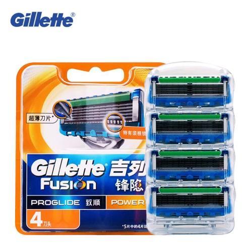 Lưỡi Dao Cạo Râu Vỉ 4 Gillette Nhật Bản giá rẻ
