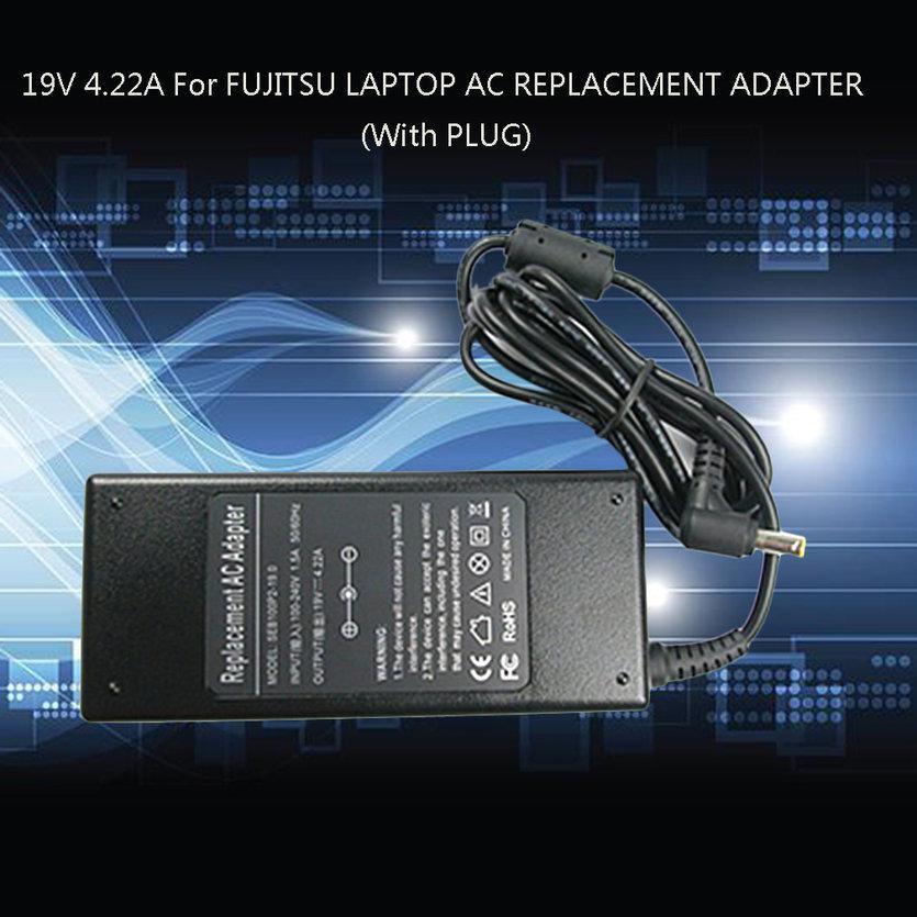 Rove 19 V 4.22A untuk Fujitsu Laptop AC Adaptor Pengganti (dengan Plug)