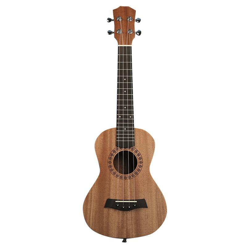 23 Inch Rosewood Fingerboard Concert Ukulele Mahogany Hawaii Ukulele Guitarra Bass Guitar for Beginners Musical Instruments Lovers