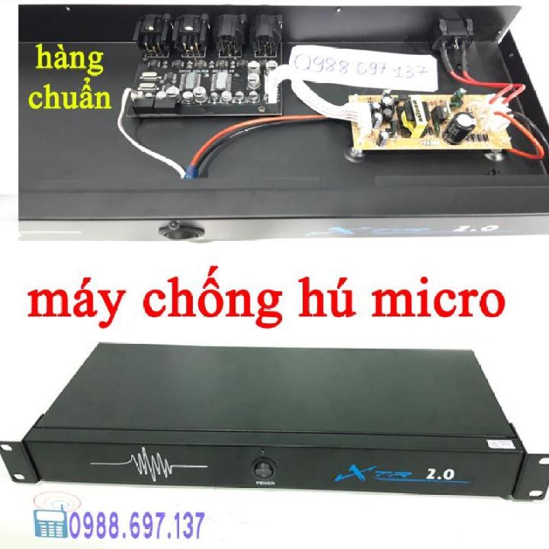 máy chống hú micro Feed Back XTR 2.0 + TẶNG DÂY CANON