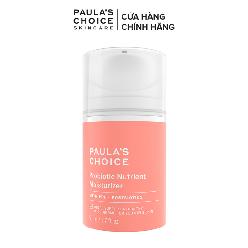 Kem dưỡng ẩm giàu lợi khuẩn tế bào Paulas Choice Probiotic Nutrient Moisturizer 50ml mã 7300 nhập khẩu