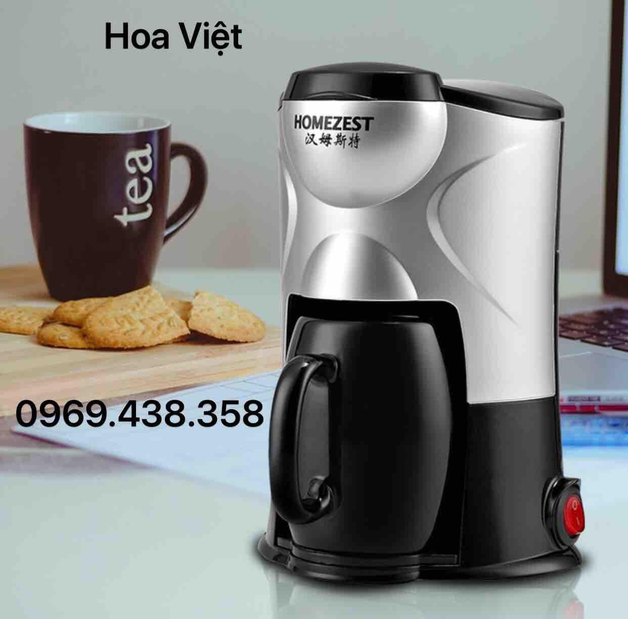 Máy pha cà phê Homezest
