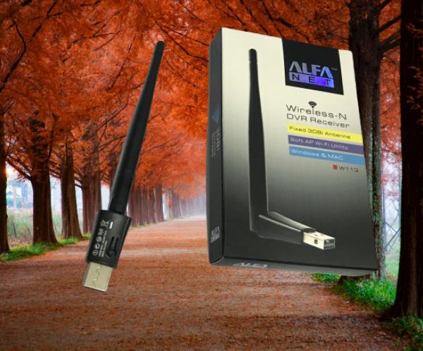 Bảng giá Thu wifi ANLFA NET W113 Cho PC, Laptop, android box, đầu kĩ thuật số Phong Vũ