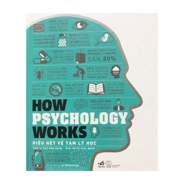 How Psychology  Works : Hiểu hết về tâm lí học