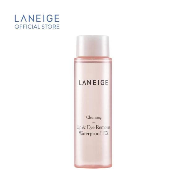 Nước tẩy trang vùng mắt và môi Laneige Lip Eye Remover Waterproof Ex 50ml phiên bản Miniature giá rẻ