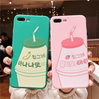 Ốp lưng silicon yogurt trái cây đủ mã cho iphone 6 6s 6Plus 6sPlus 7 7Plus 8 8Plus X Xs XR XS Max-OP53 thumbnail
