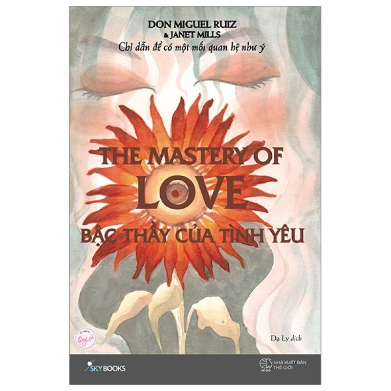 Fahasa - Bậc Thầy Của Tình Yêu - The Mastery Of Love