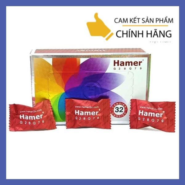 [HCM]5 viên Kẹo Sâm Hamer Candy [chuẩn auth date 2024] Mạnh Hơn Xtreme candy - Chính Hãng cao cấp