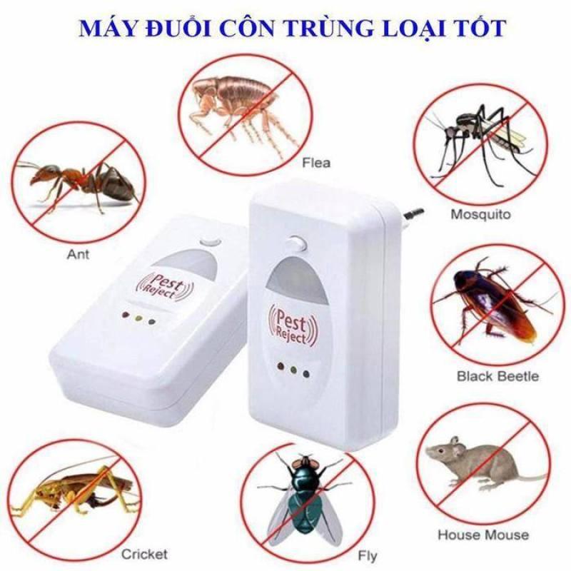 Đuổi chuột bằng sóng siêu âm- Thiết Bị có thể sử dụng xung quanh trẻ em, vật nuôi,- mà không gây ảnh hưởng gì đến mọi người, máy đuỗi muỗi