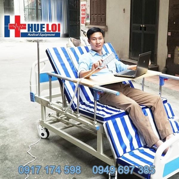 Giường y tế đa năng điều khiển bằng điện cao cấp(GIÁ BÁN : 14.900.000đ)