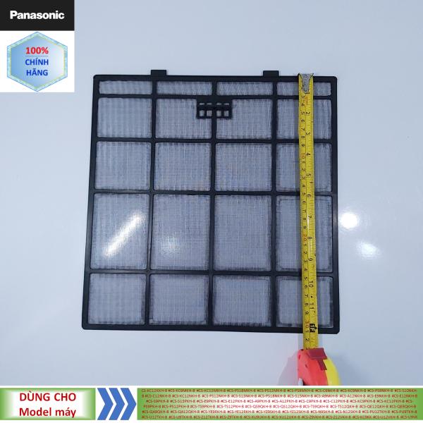 Phụ kiện Lưới lọc điều hòa Panasonic model CS-KC12KKH-8 #CS-KC9MKH-8 #CS-KC12MKH-8 #CS-PS18MKH-8