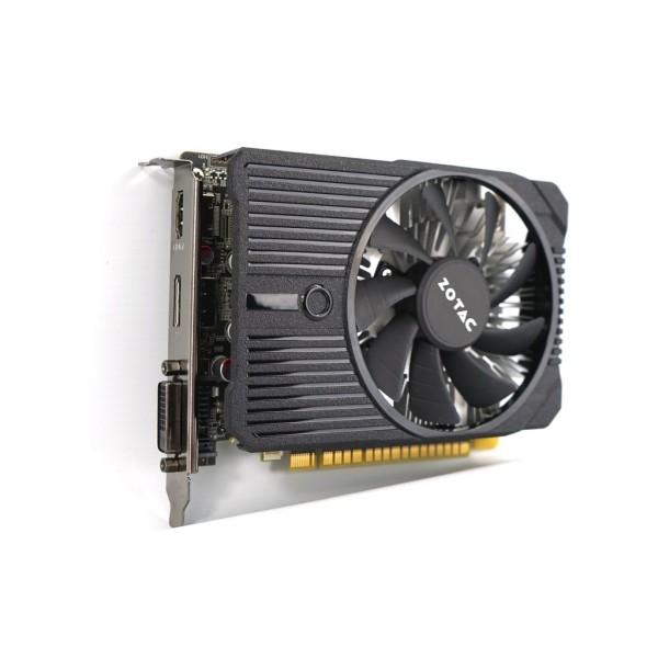 Bảng giá Card Đồ Họa rời GTX 1050 2GB 128bit DDR5 1 fan / MSI / ZOTAC / zin sáng đẹp ken Phong Vũ