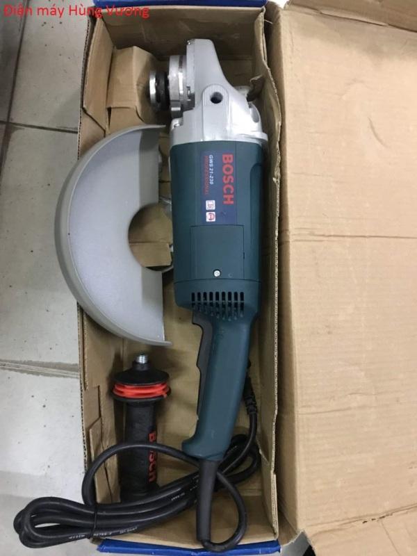 Máy mài góc BOSH GWS 20-230, đĩa max 230mm (2000W) Thái lan, 5kg.