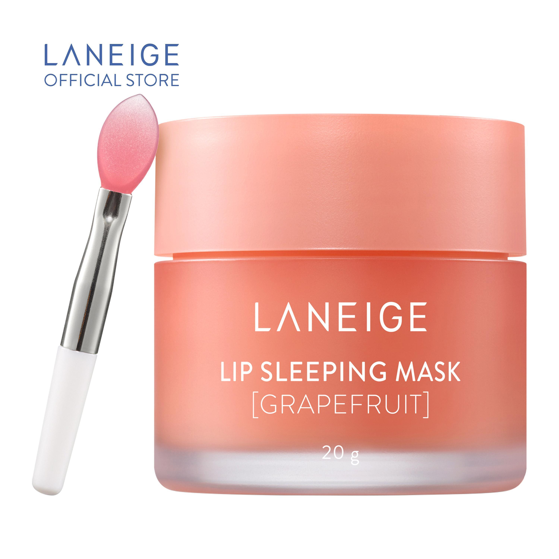 Mặt nạ ngủ cho môi hương bưởi Laneige Lip Sleeping Mask Grapefruit 20g