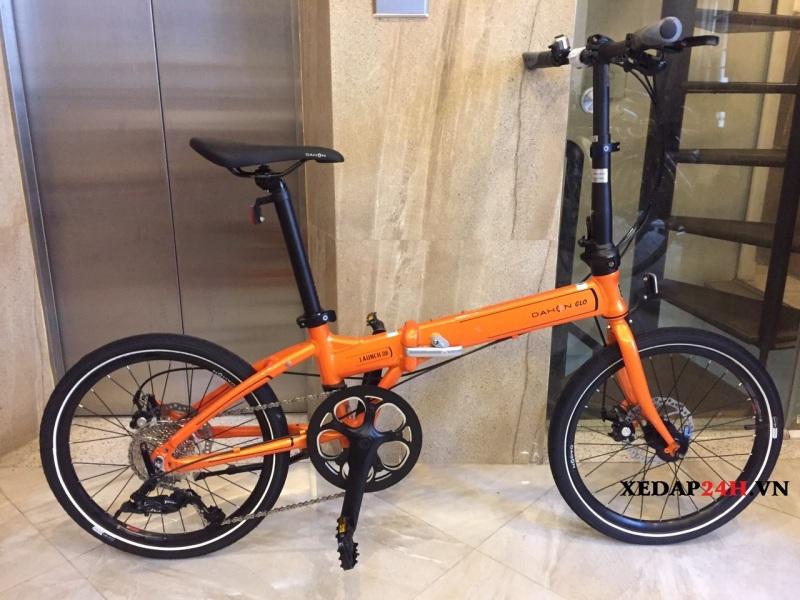 Mua Xe đạp gấp DAHON LUNCH D8 khung nhôm bánh 20 thương hiệu Mỹ