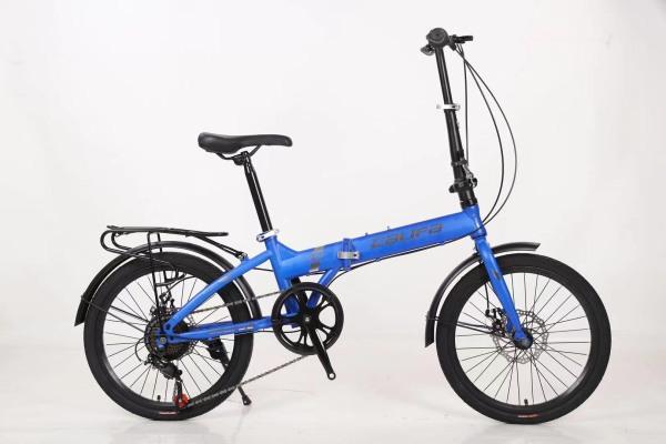 Mua CG20D Xe đạp gấp bánh 20 CALIFA - mã CG20D Líp vặn 7 tầng