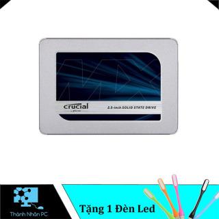 [Phá Sản Thanh Lý] Ổ Cứng Gắn Trong SSD Crucial MX500 250GB CT250MX500SSD1 thumbnail