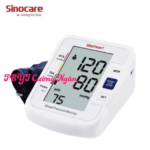 Máy đo huyết áp điện tử bắp tay Sinoheart BA-801