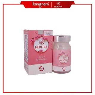 [HCM]Viên Uống Tỏa Hương Nhật Bản Hebora 60 Viên Hebora Sakura & Damask Rose thumbnail