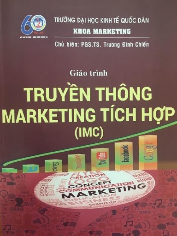 Mua Giáo Trình Truyền Thông Marketing Tích Hợp (IMC)