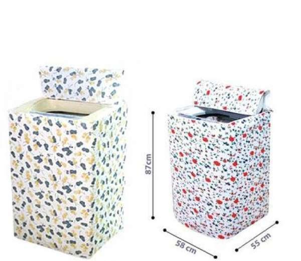 Bảng giá Vỏ bọc bảo vệ máy giặt cửa trước,cửa trên - Độ Bền Cho Máy Từ 8-9Kg Điện máy Pico