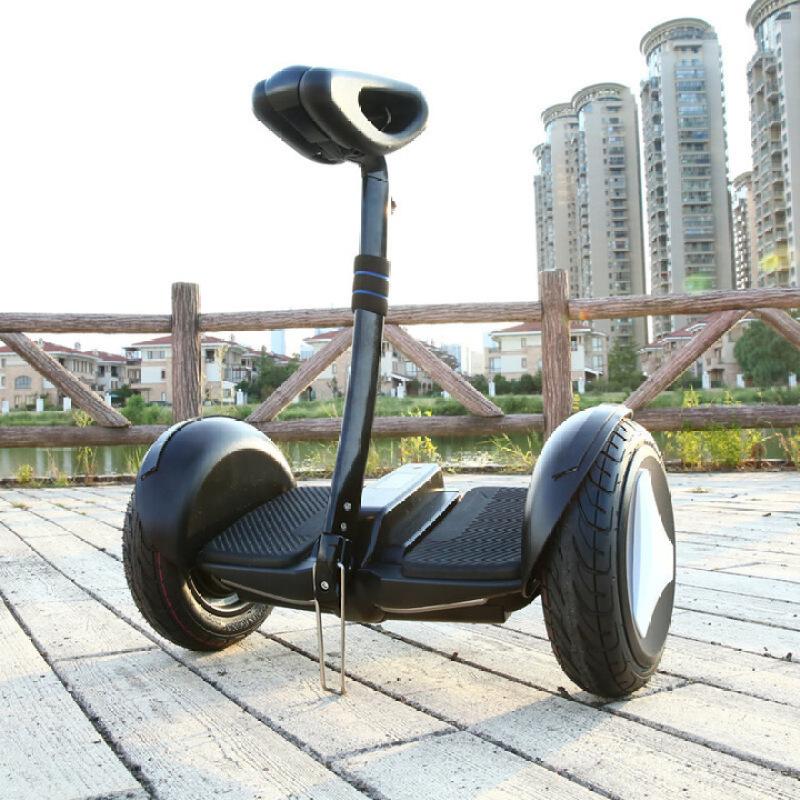 Phân phối xe cân bằng 2 bánh, có tay cầm, kết nối bluetooth và có APP để cái đặt, xe điện cân bằng, xe tu can bang, xe tự cân bằng