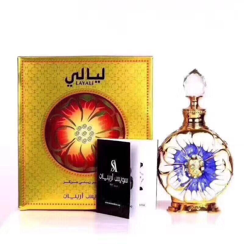 Nước hoa tinh dầu dubai Hoa Cúc (Swiss Arabian) FULL BOX