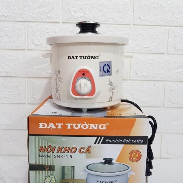 Nồi kho cá - nồi hầm chậm nấu cháo cho bé Đạt Tường 1.5L - 2.5L - hàng Việt Nam, chất lượng tốt, Noi kho ca - noi ham cham nau chao cho be Dat Tuong 1.5L - 2.5L - hang Viet Nam