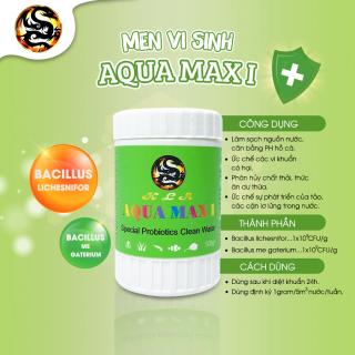 Men Vi Sinh Cao Cấp Aqua Max I Cho Cá Cảnh thumbnail