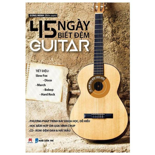 Mua 45 Ngày Biết Đệm Guitar (Kèm CD)