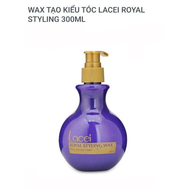 Wax Tạo Kiểu Tóc Xoăn Lacei Royal Styling 300Ml cao cấp