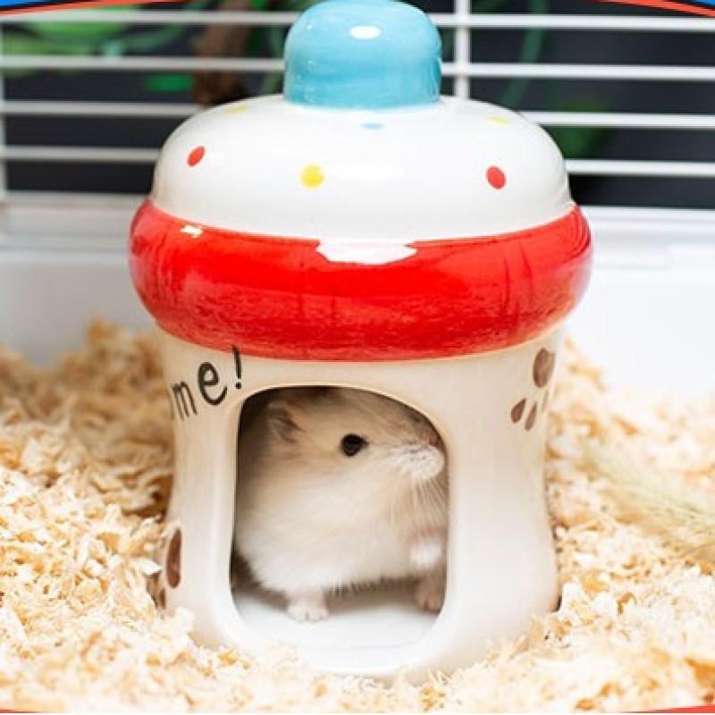 Nhà Sứ Bình Sữa Cho Hamster