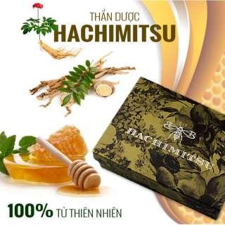 Tinh chất tăng cường sinh lực Hachimitsu - Hộp 12 gói thumbnail