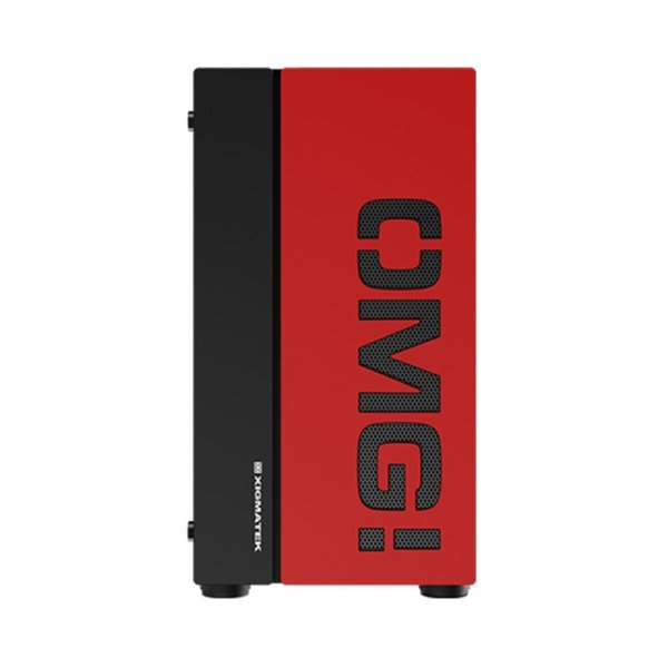 Bảng giá Vỏ Case Xigmatek OMG (Mini-Tower/Màu Đen,Đỏ)  BH 12 tháng Phong Vũ