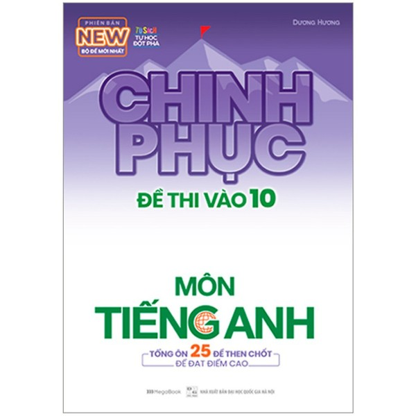 Sách - Chinh Phục Đề Thi Vào 10 Môn Tiếng Anh