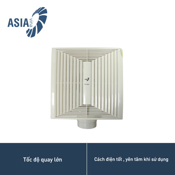 Quạt hút âm trần Asia V04001