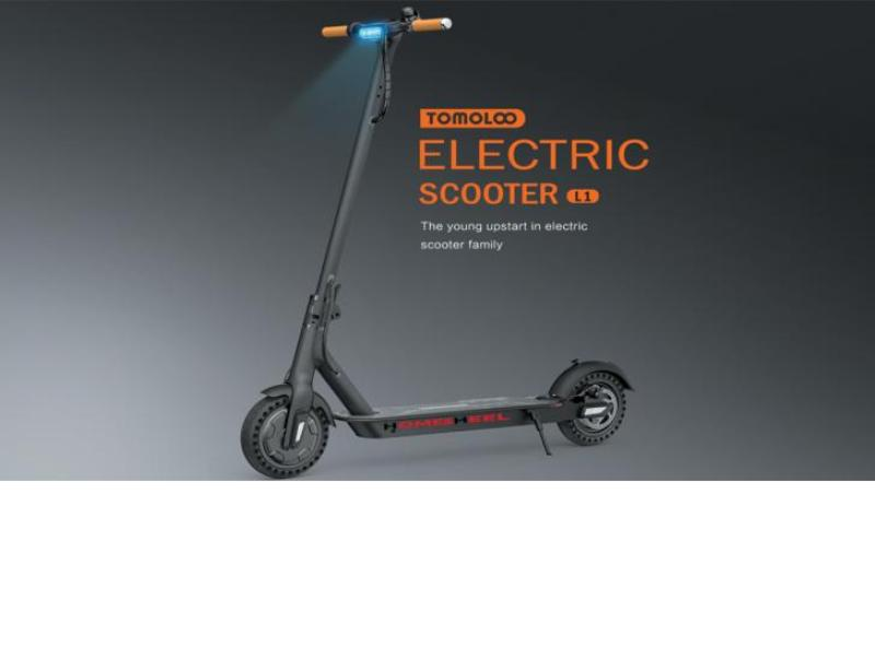 Phân phối Scooter homesheel tolomoo